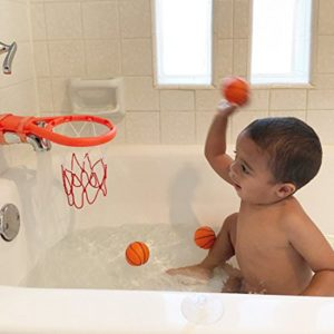 Bath Time Basketball
